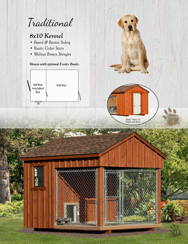 Home Owner Dog Kennels Brochure Scarborough Fair A